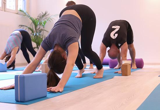 corso yoga milano base